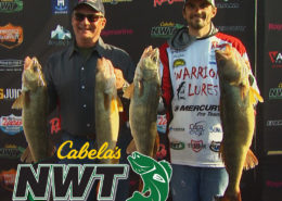 Cabela's National Walleye Tour in Sandusky, Ohio